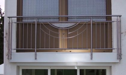 Balkónové zábradlia